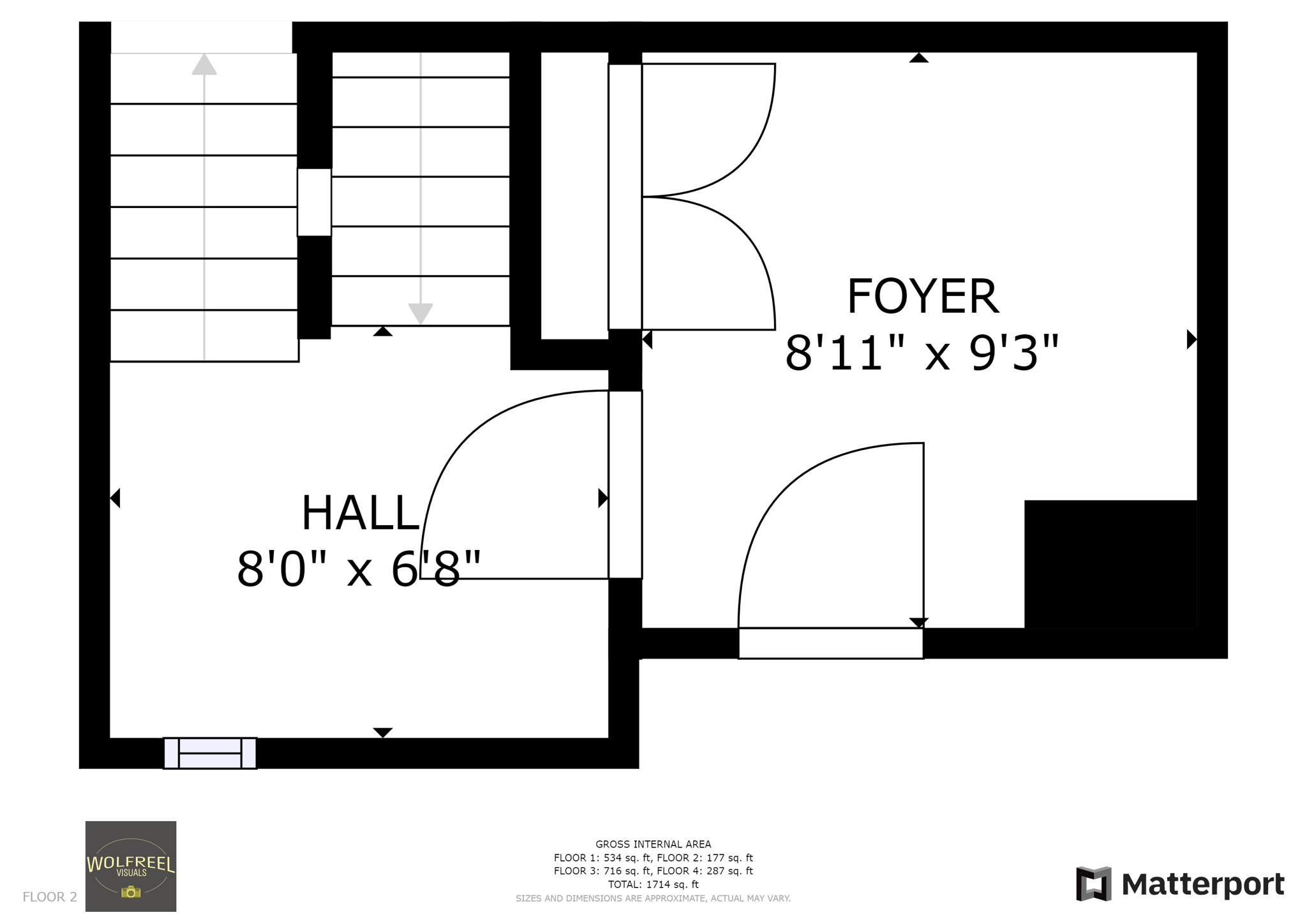 Entrance Hall - Lower
