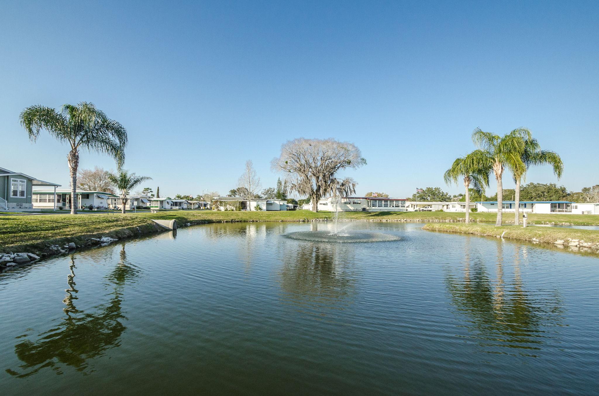 Tanglewood Pond View