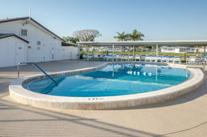 Tanglewood Pool
