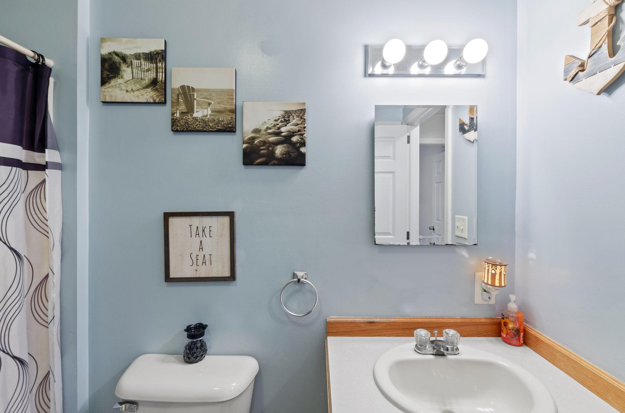 Bathroom - Shared (2)