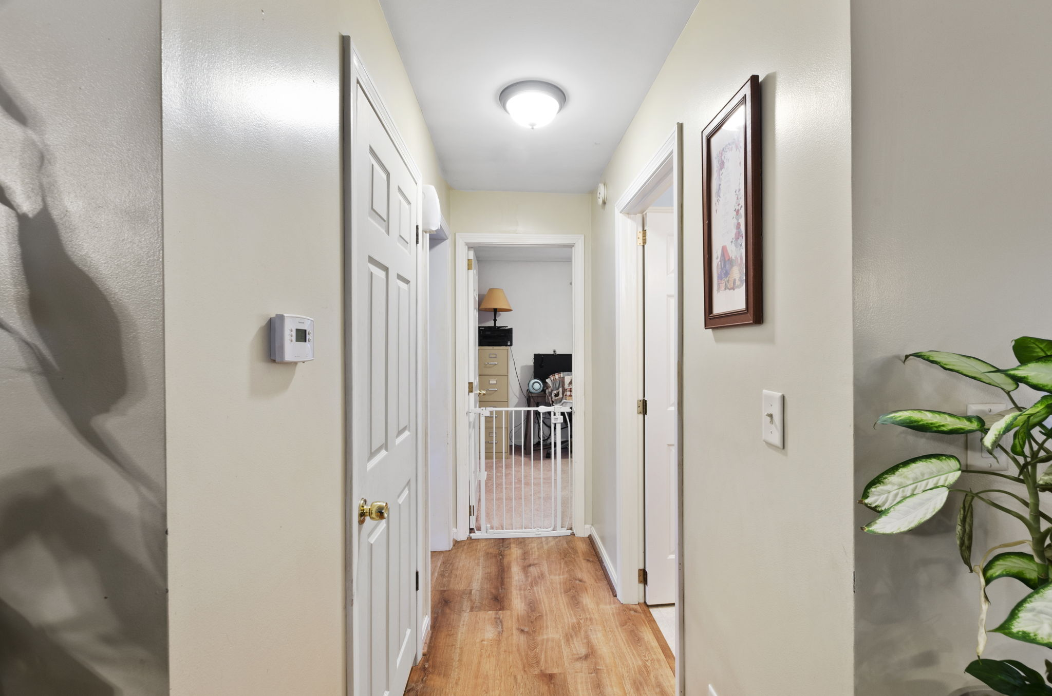 Hallway - Basement - Bath - Bedroom