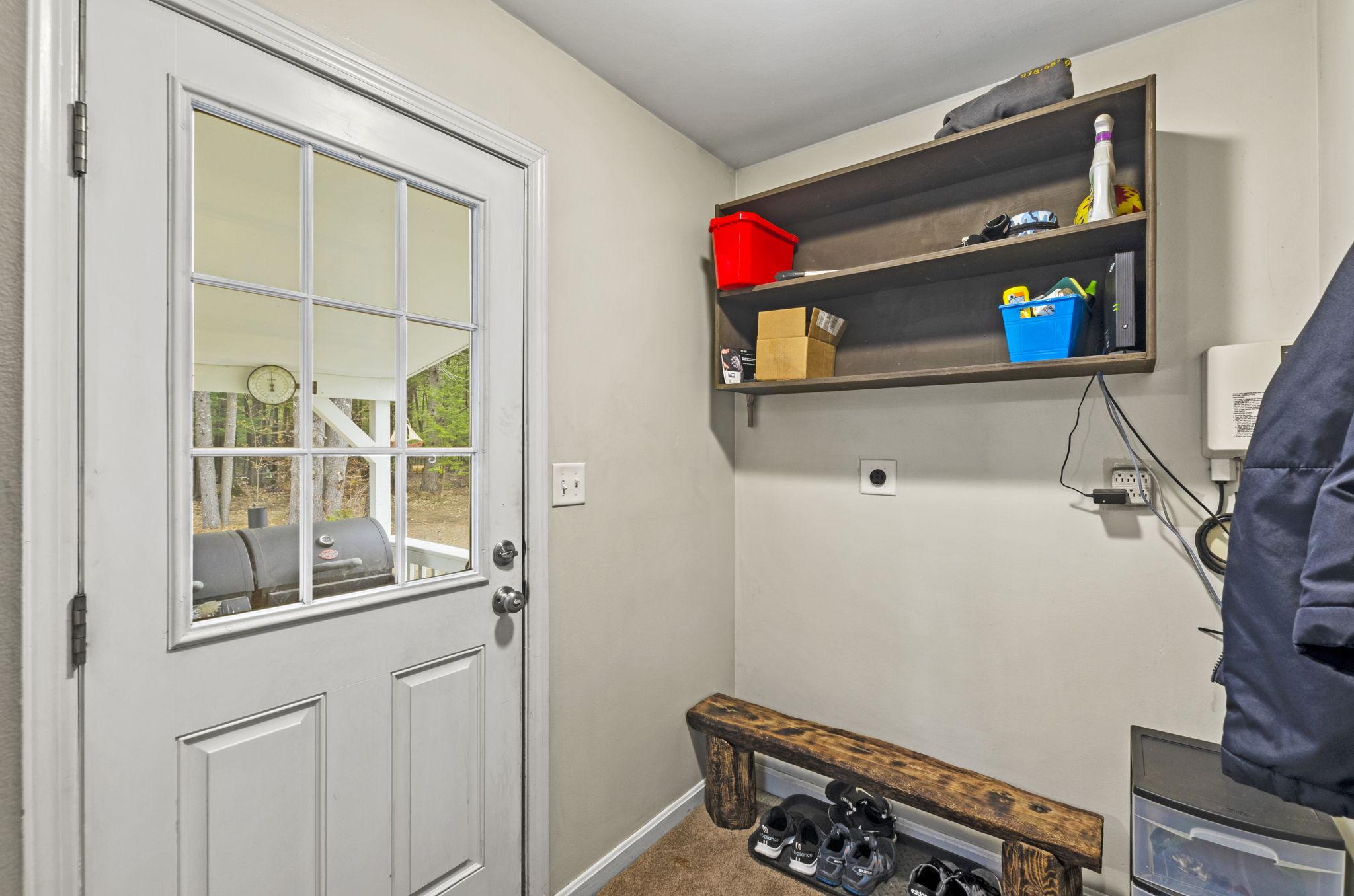 Side Entry Door