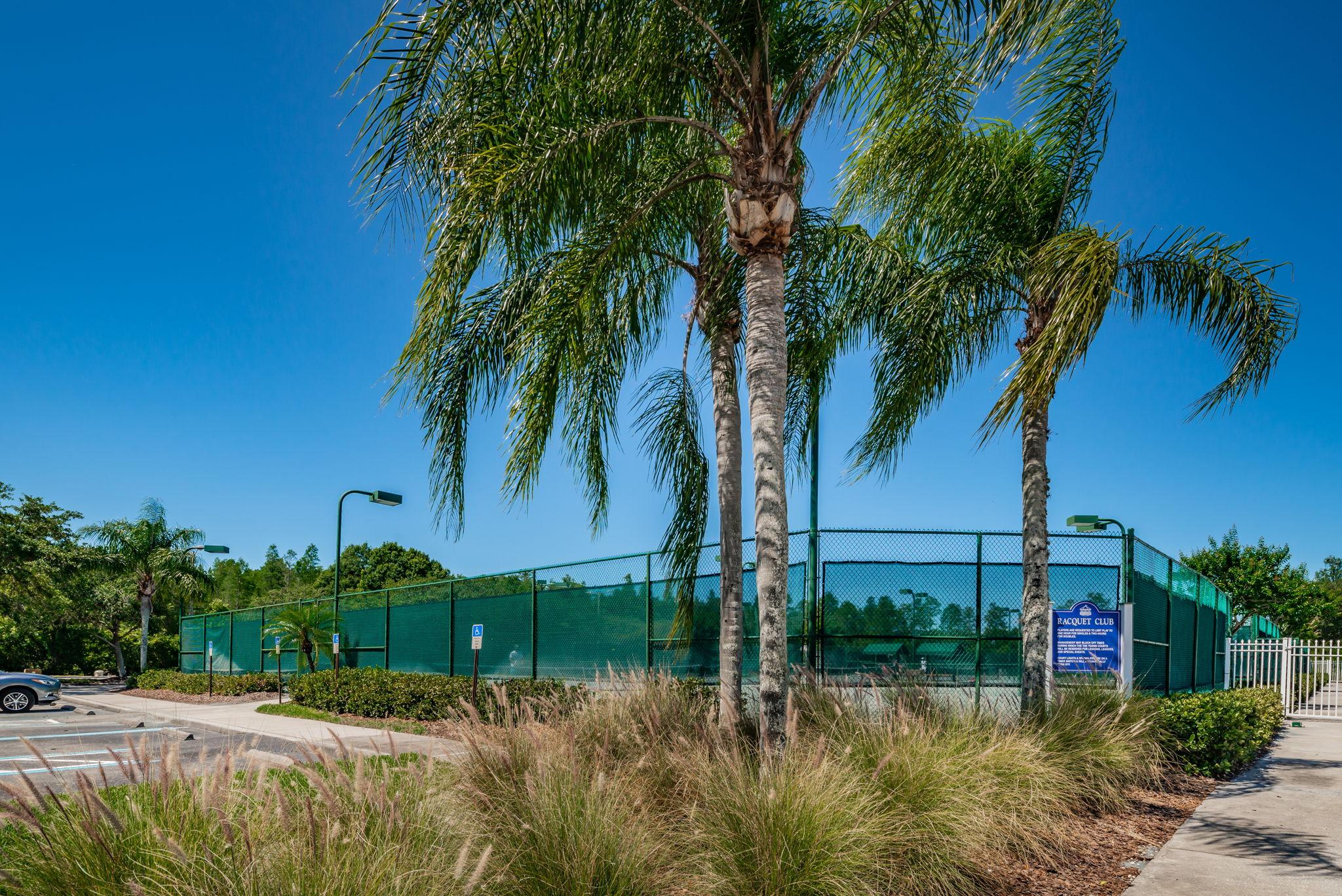 17-Tennis Courts