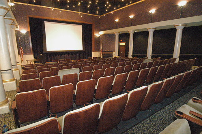 Gateway Clubhouse Movie Theater