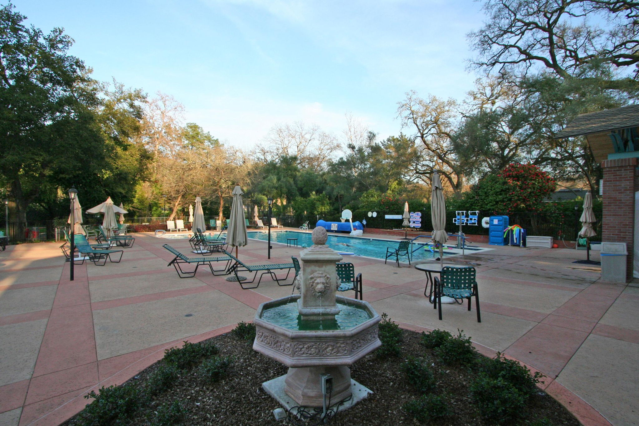 Stanley Dollar Clubhouse Pool
