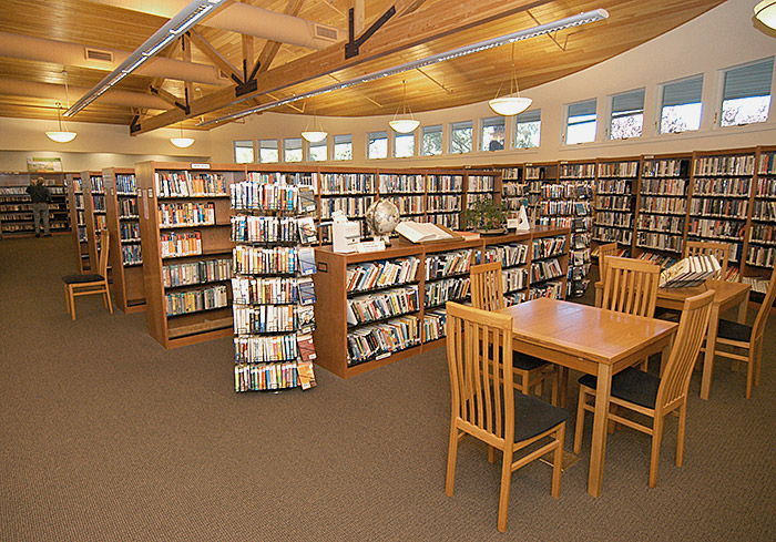 Gateway Clubhouse Library