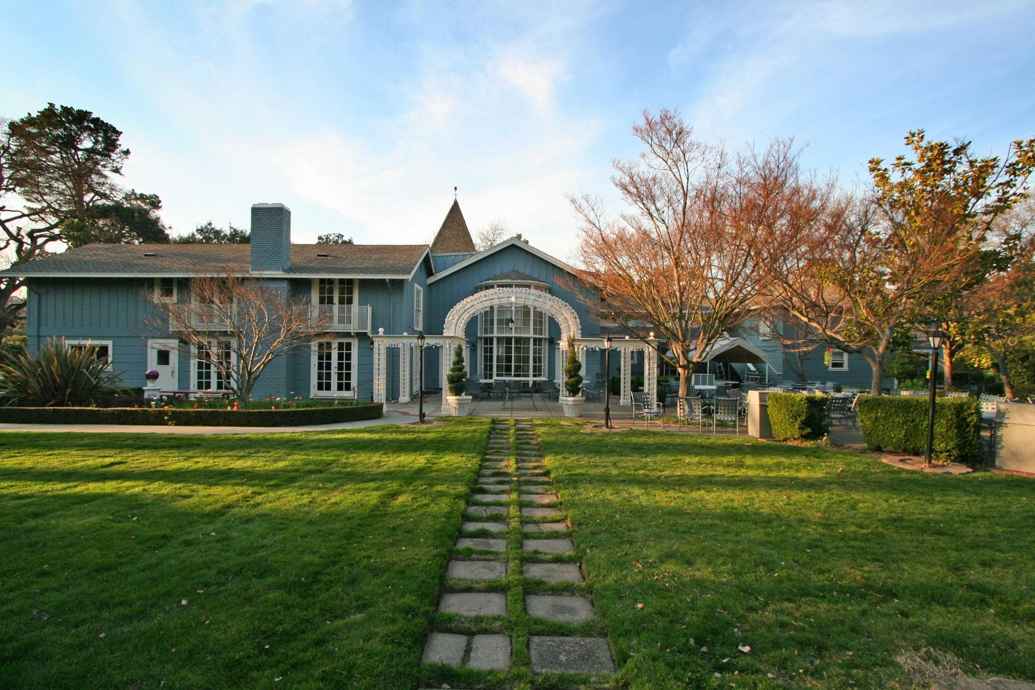 Rossmoor Stanley Dollar Clubhouse