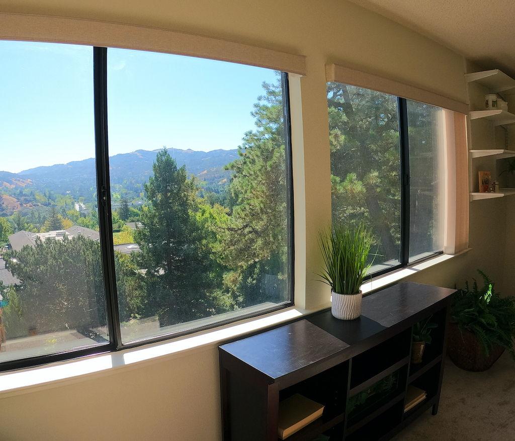 Panoramic Views from Enclosure