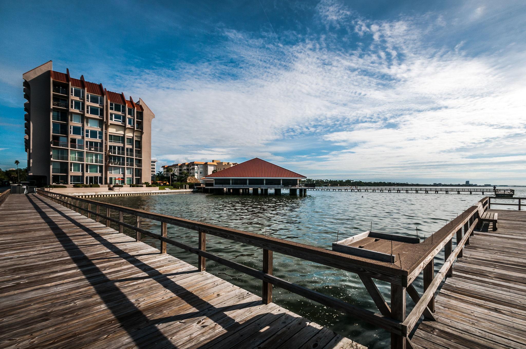 71-Community Dock