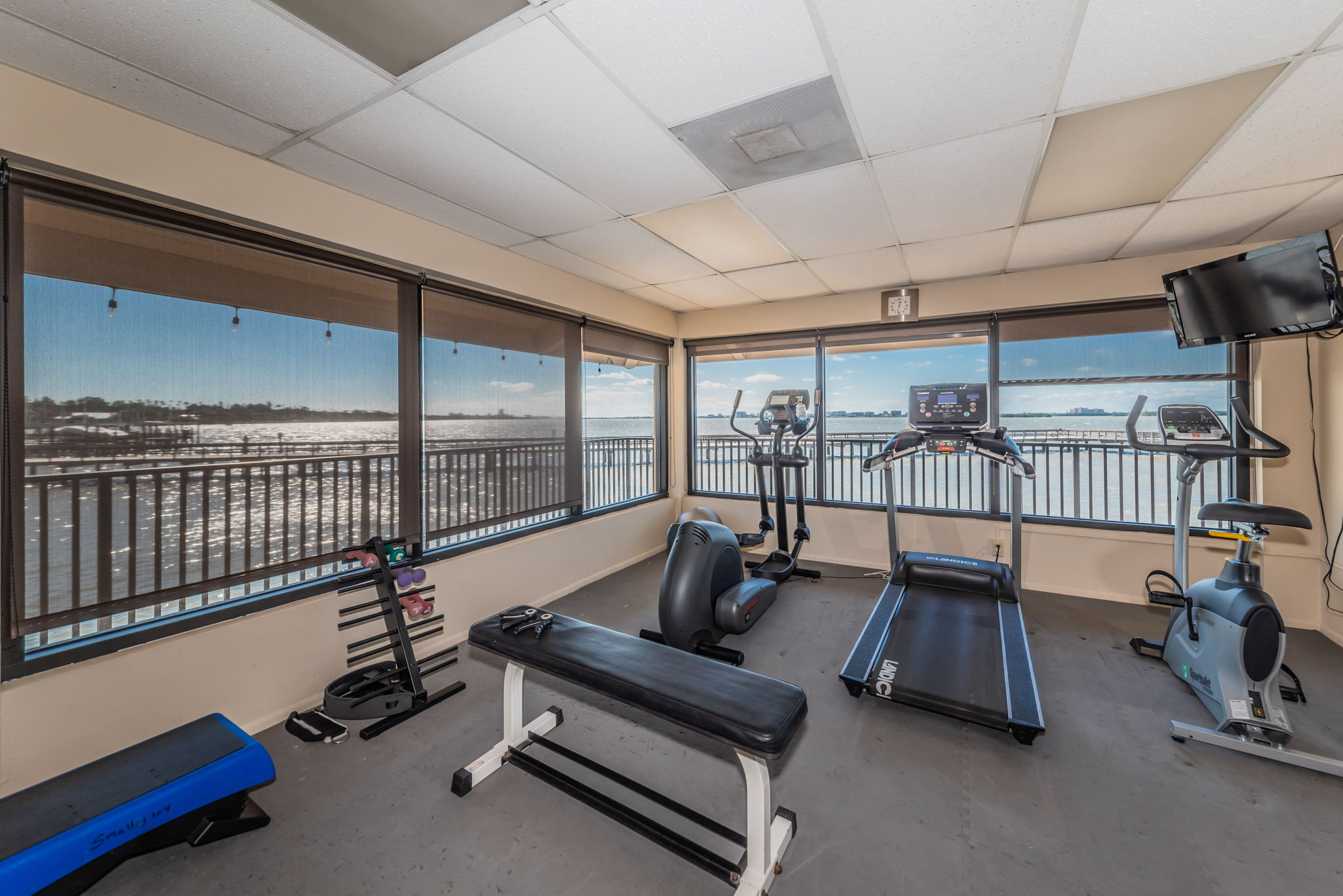 43-Clubhouse Fitness Center