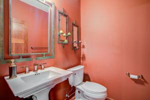 Half Bathroom Lower