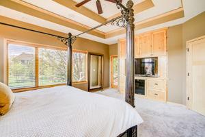 Bedroom 1 Deck Access
