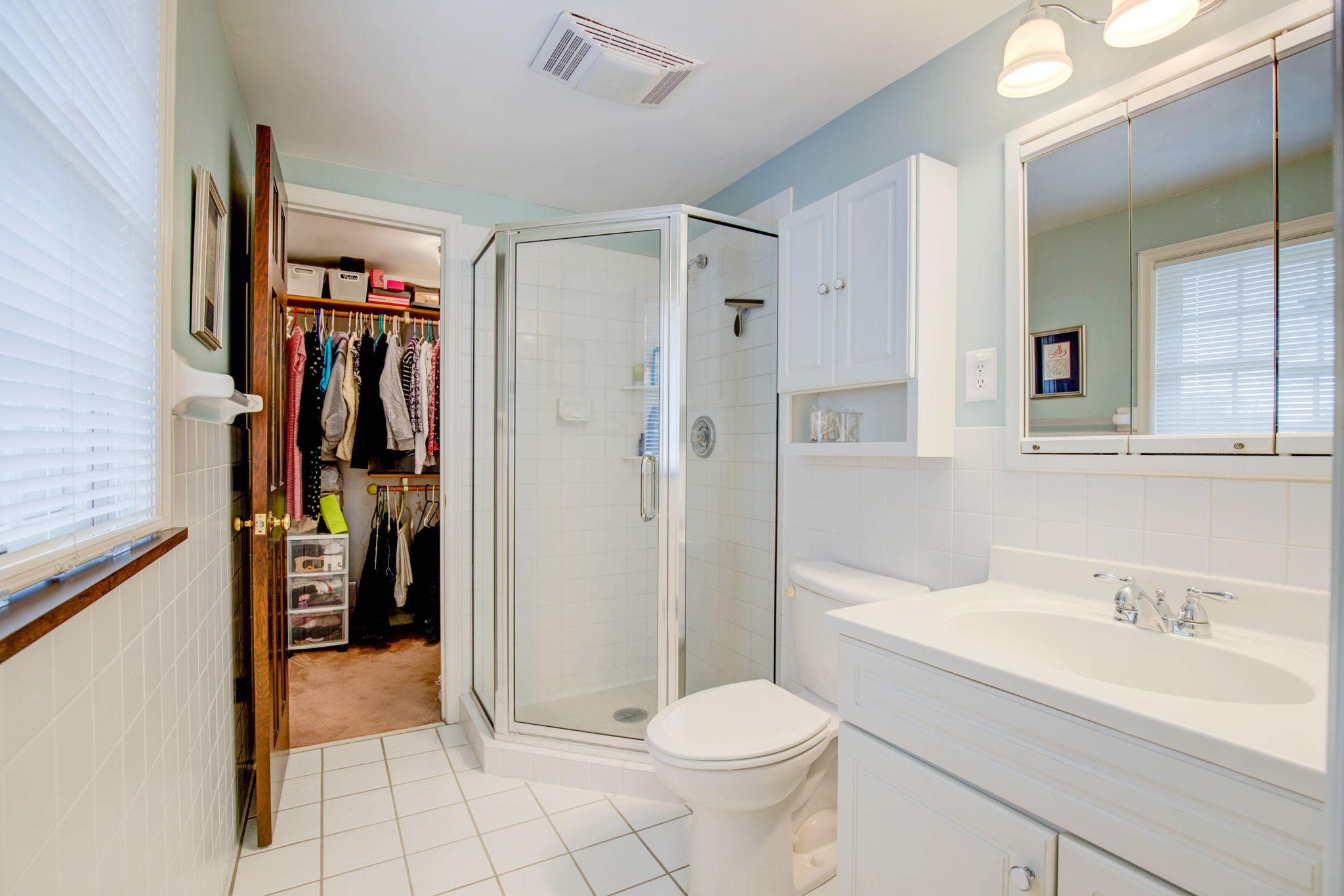 Bedroom One Bathroom
