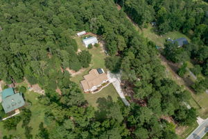 Aerial View Of Home
