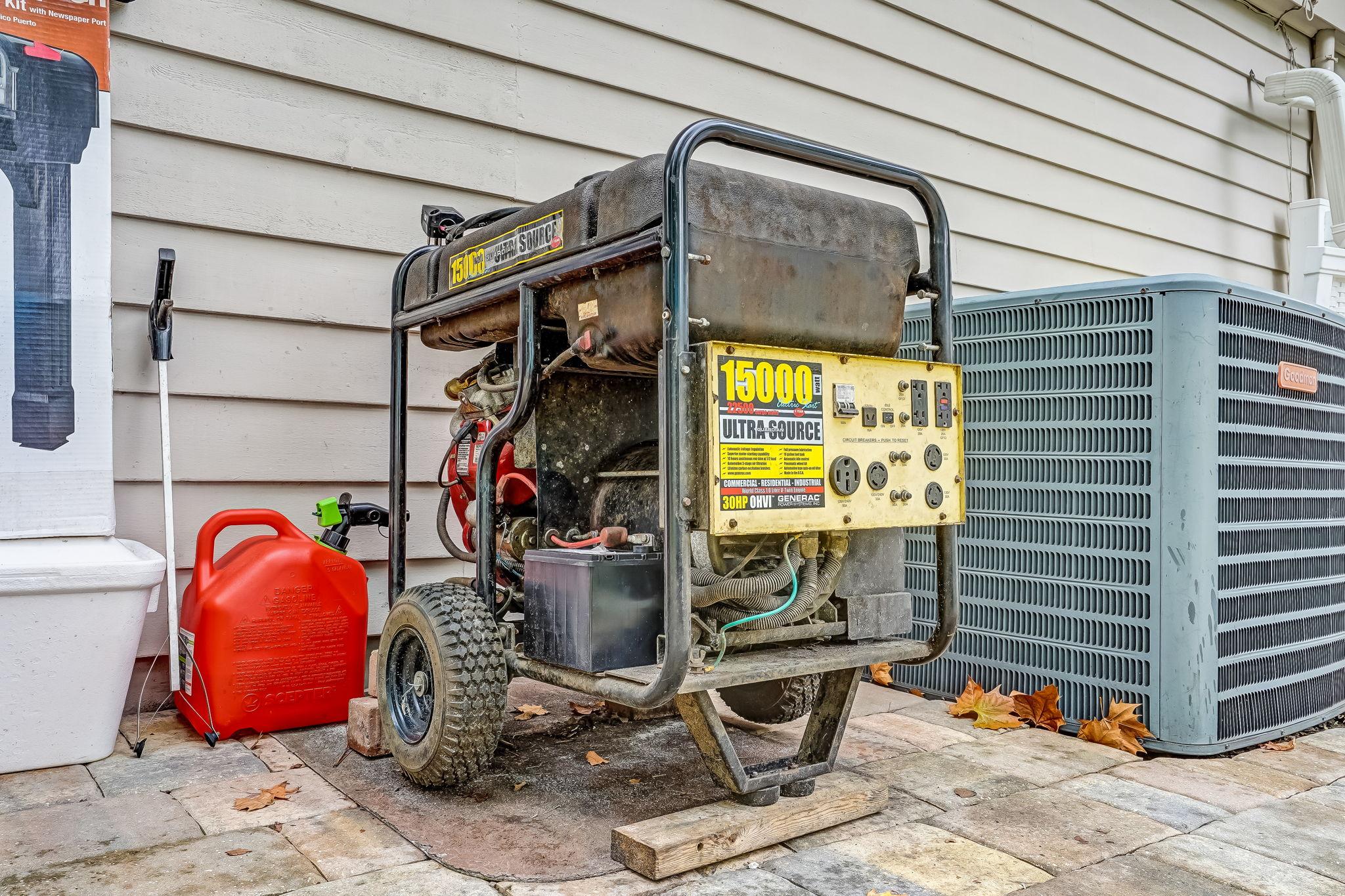 Generator included