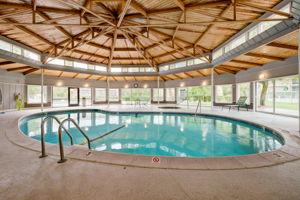 Community Pool Indoor