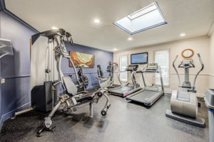 Community Work Out Room