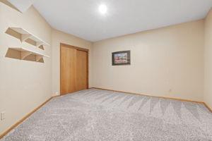 Lower Level Flex Room