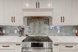 Kitchen - New Bosch Stove