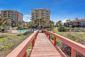 Seaside Retreat -View Of Condominium from Ocean