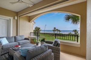 Balcony - Beautiful Ocean View