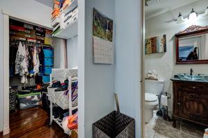 Bedroom 1 Closet