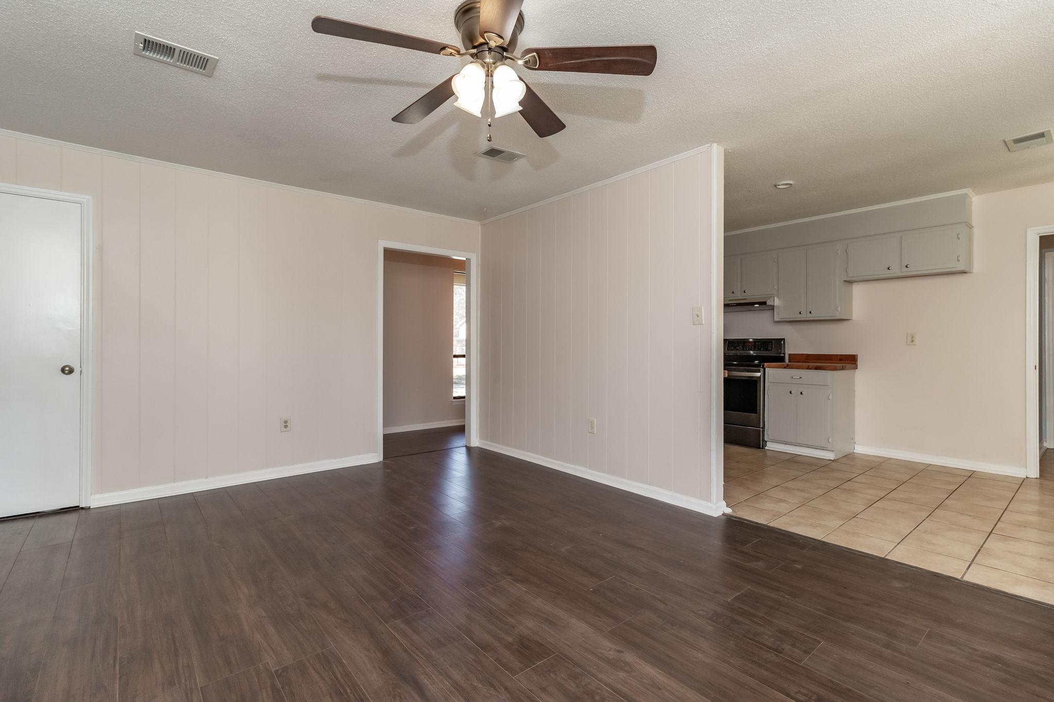 Great Room - Kitchen