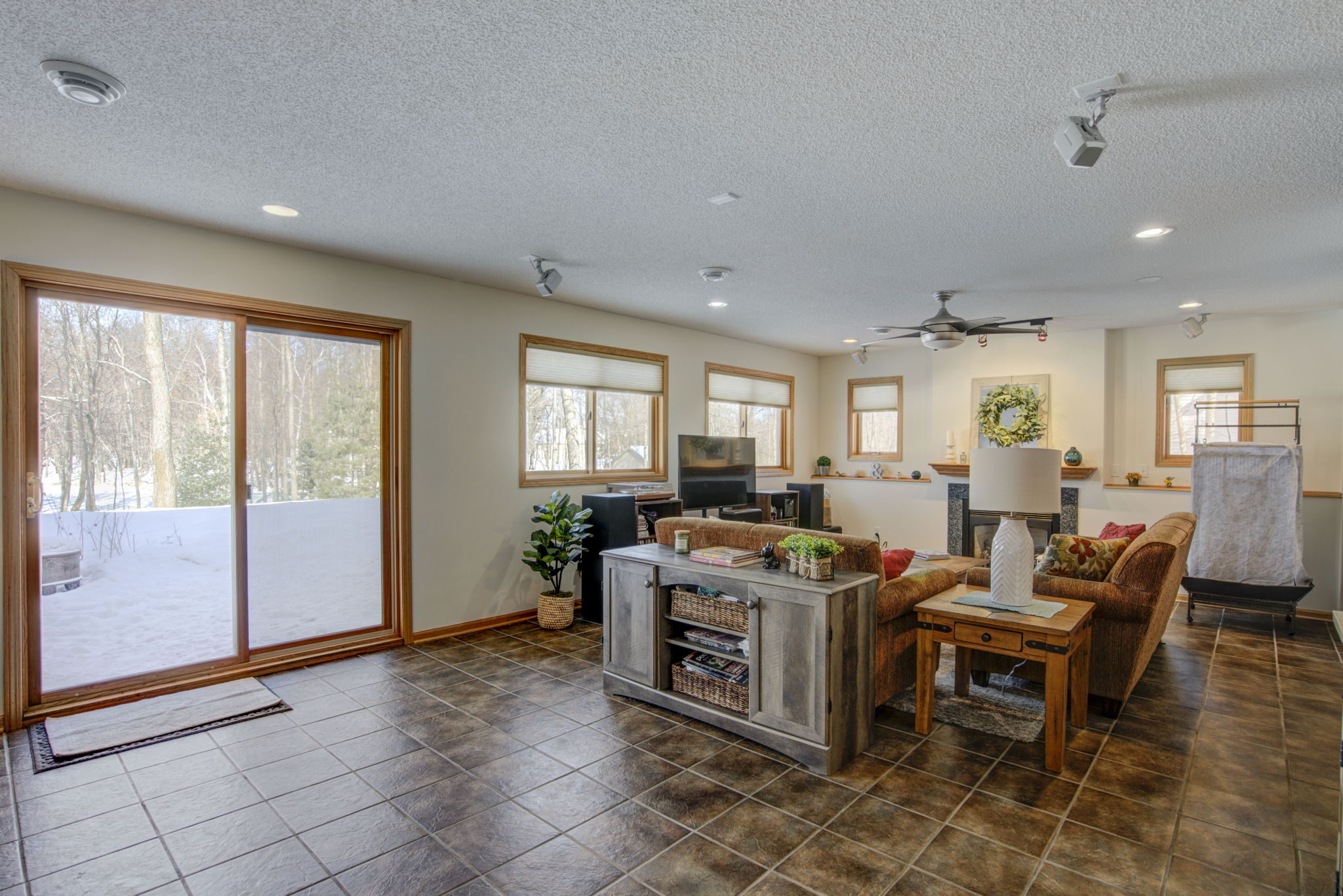 Family Room/Walkout