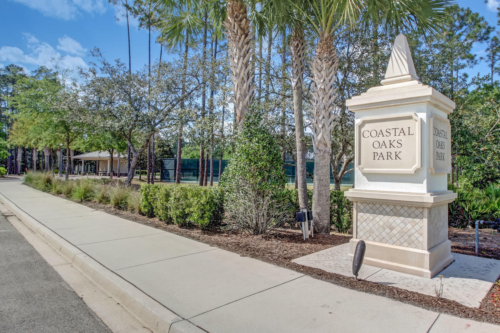 Coastal Oaks