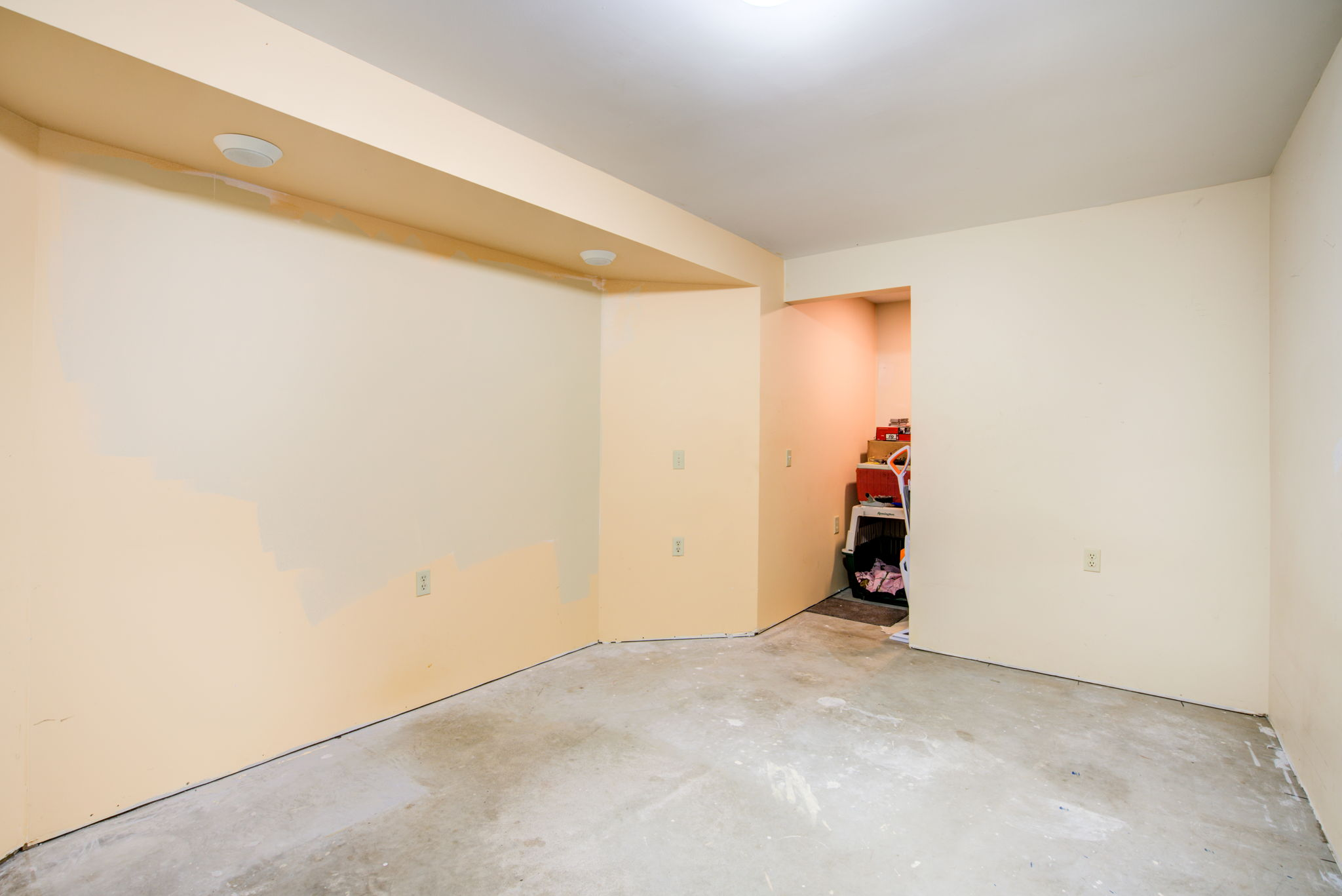 Spare Room Lower Level