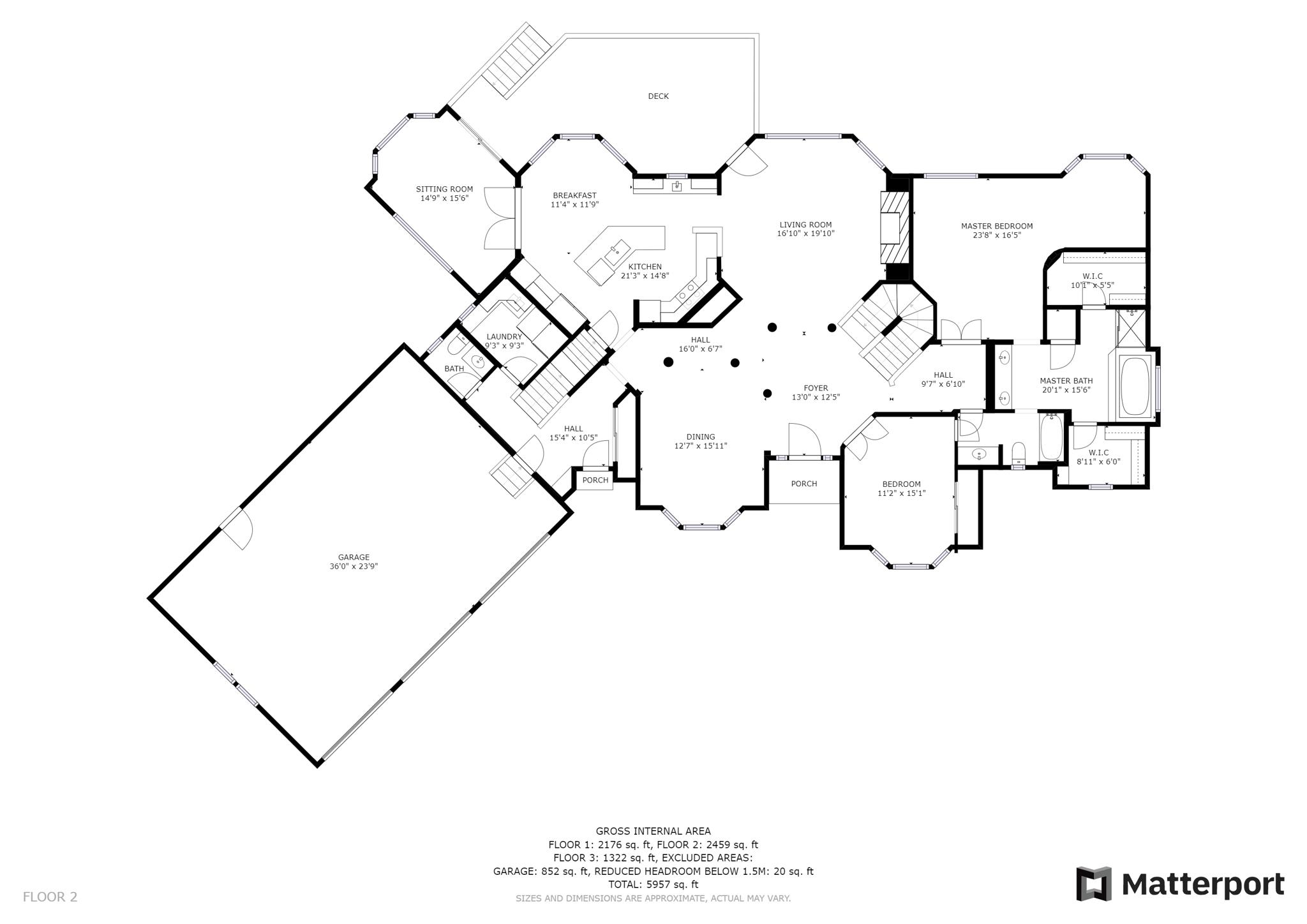 Floorplan - Main Level