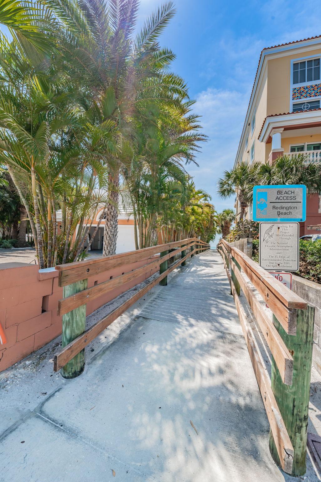 1-Redington Beach Access - 163rd St