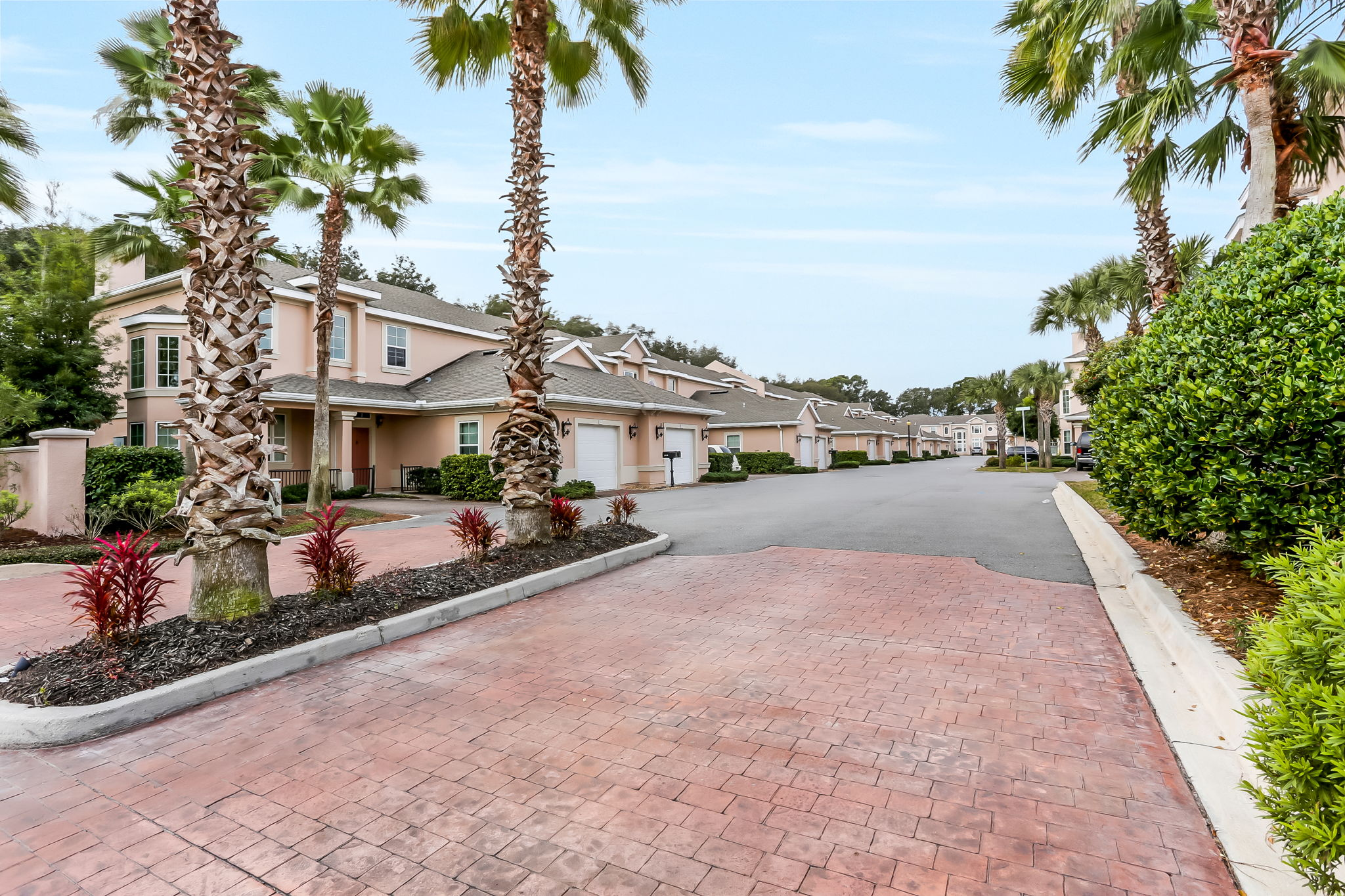 Well landscaped grounds are included in the low HOA fee