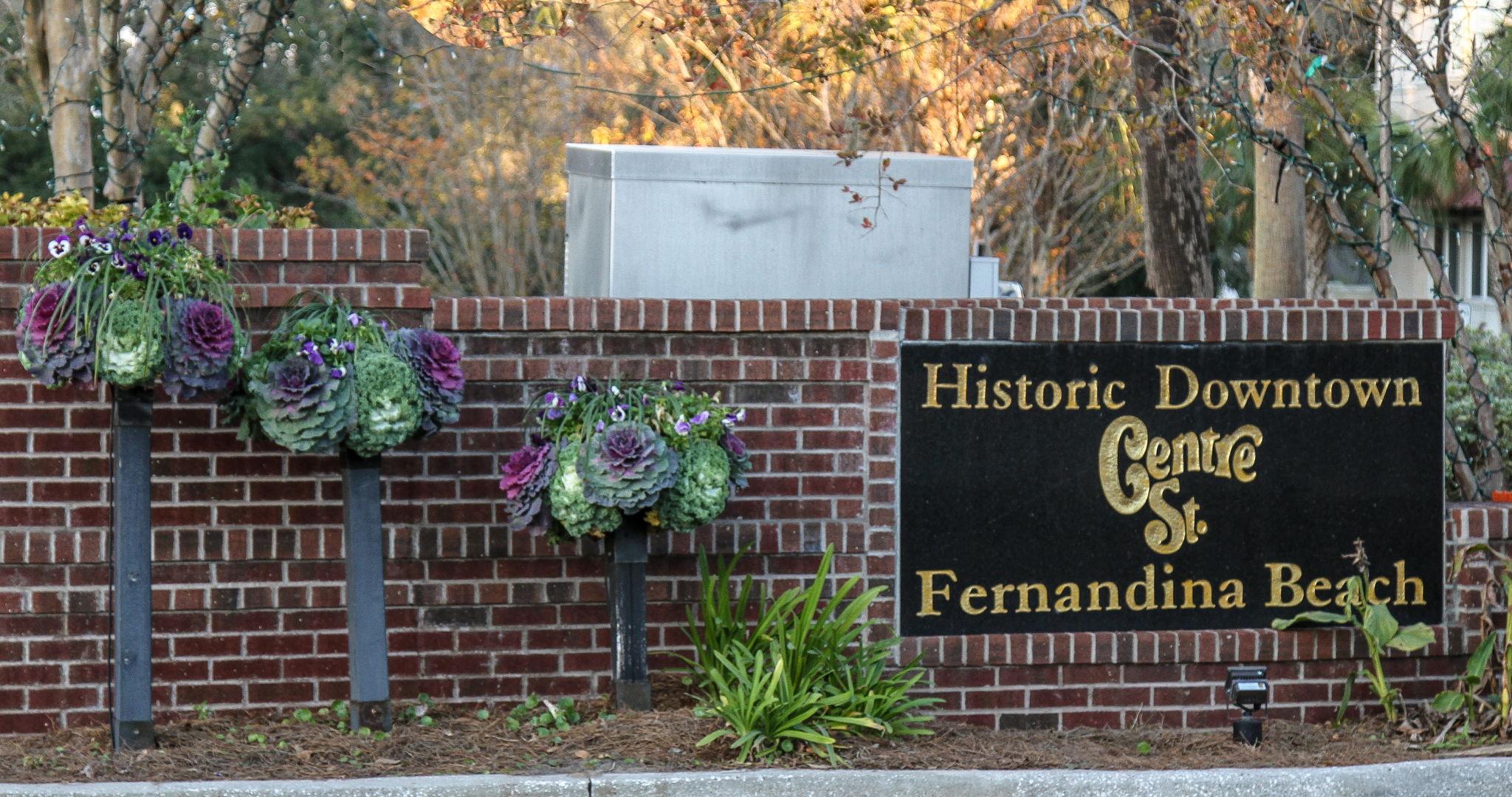Only three miles away, historic Fernandina Beach