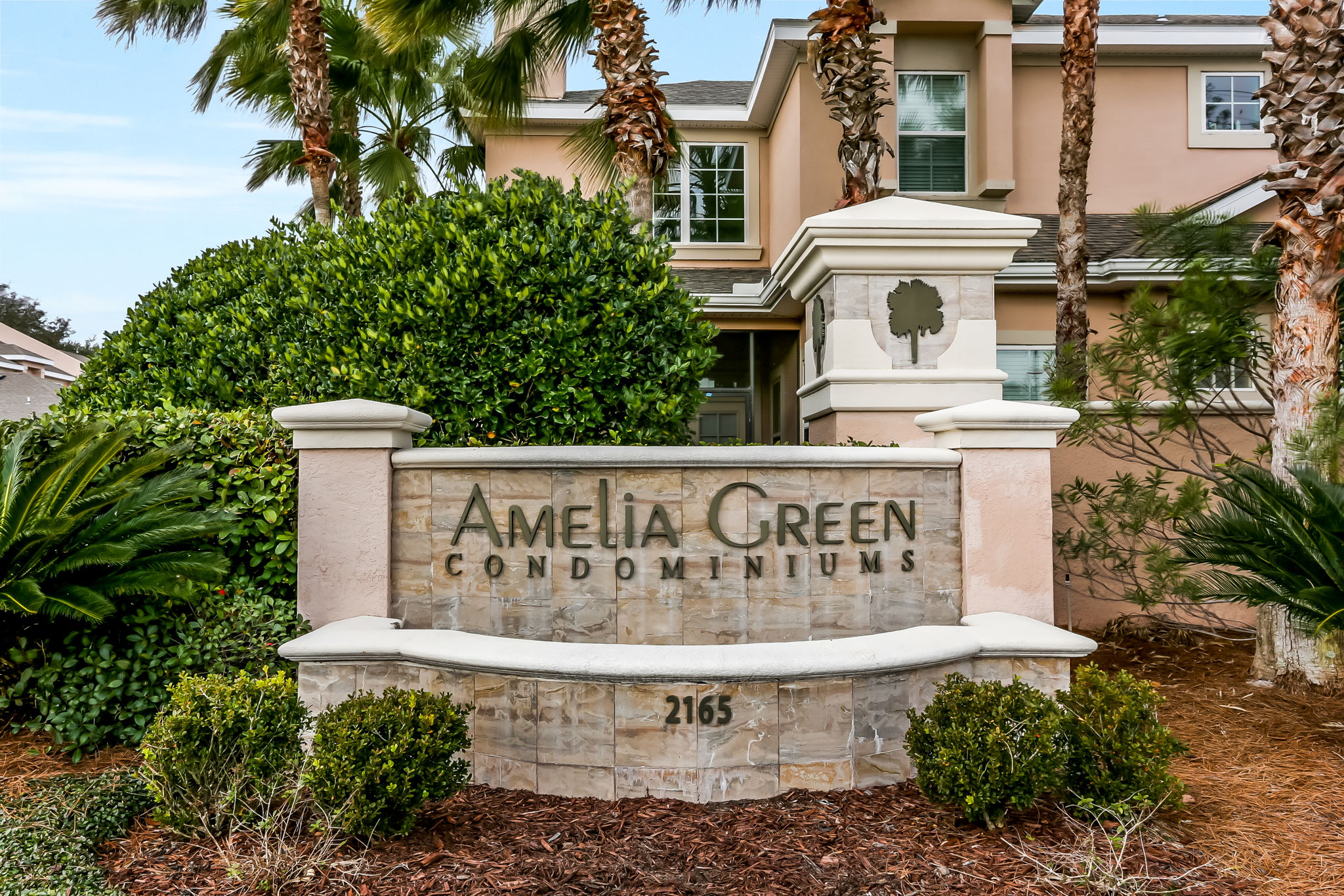Amelia Green. a private, quiet community with only 41 units