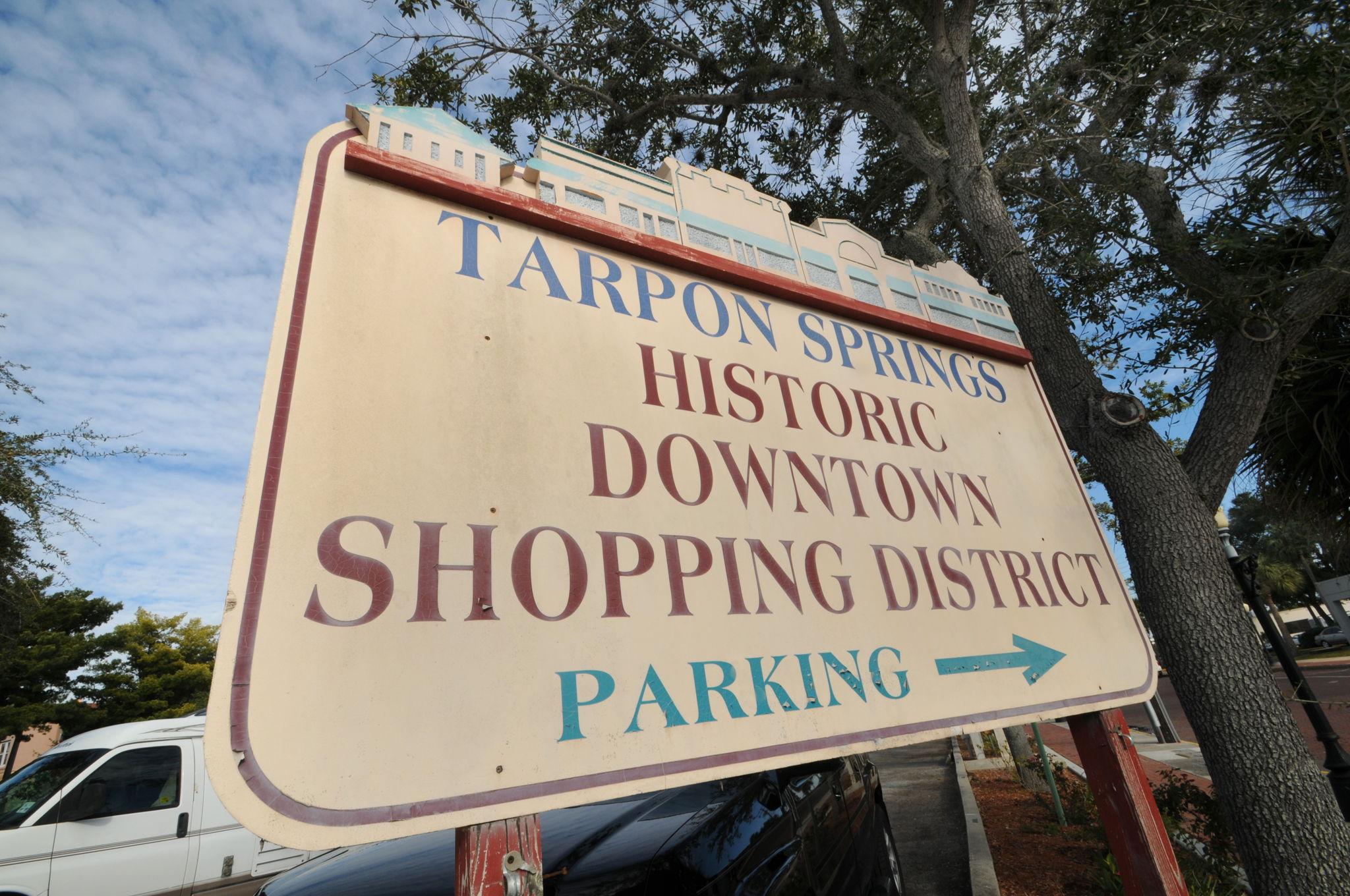 Downtown Tarpon Springs5