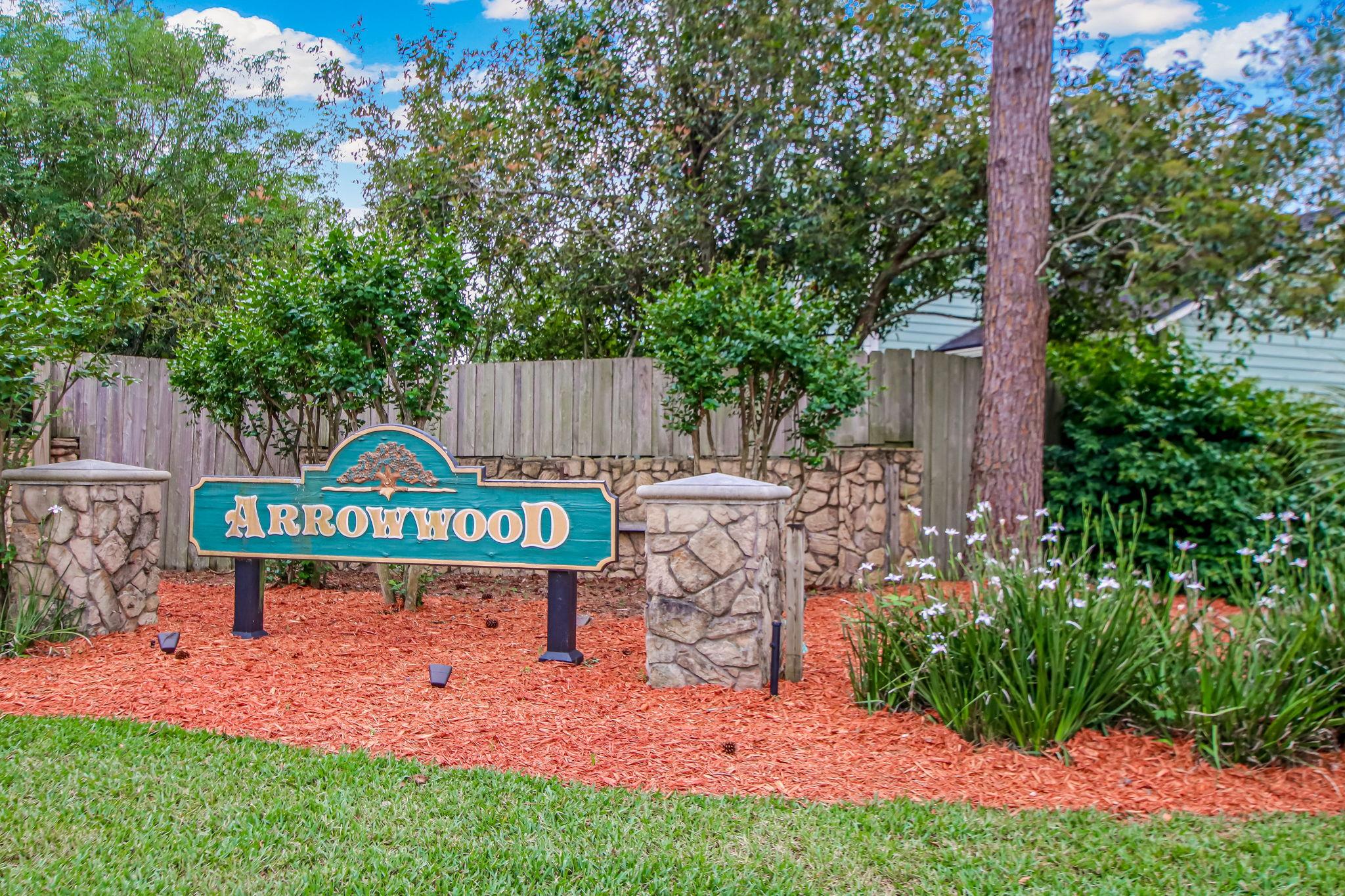 Entrance to Neighborhood