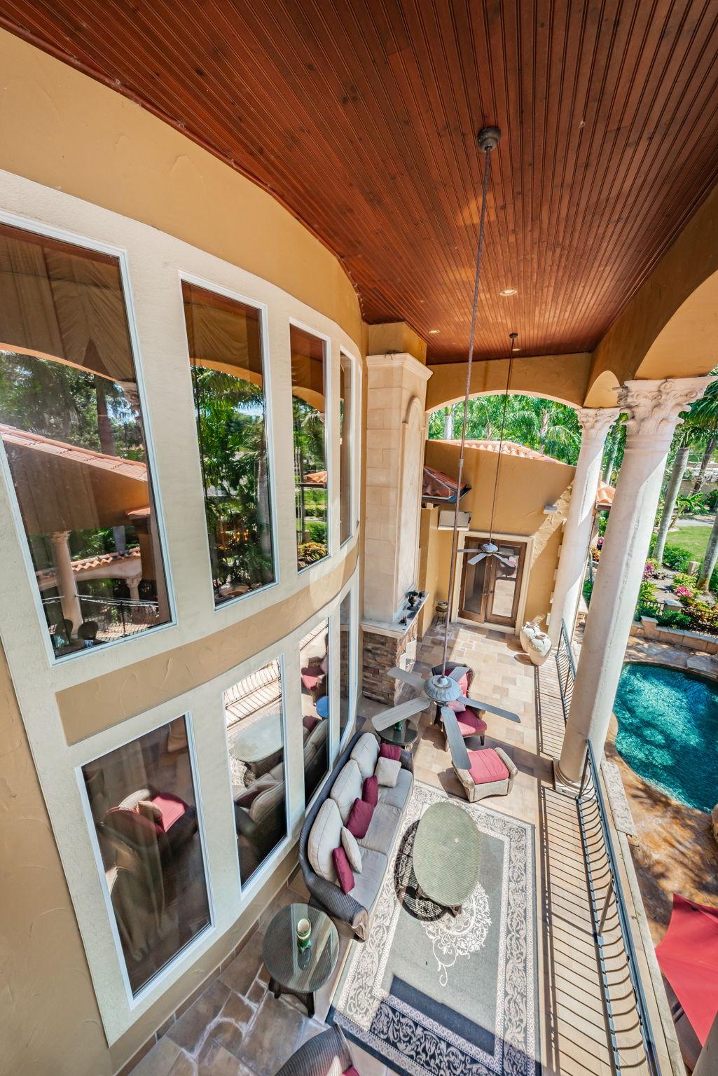 Upper Level Bonus Room Balcony View2