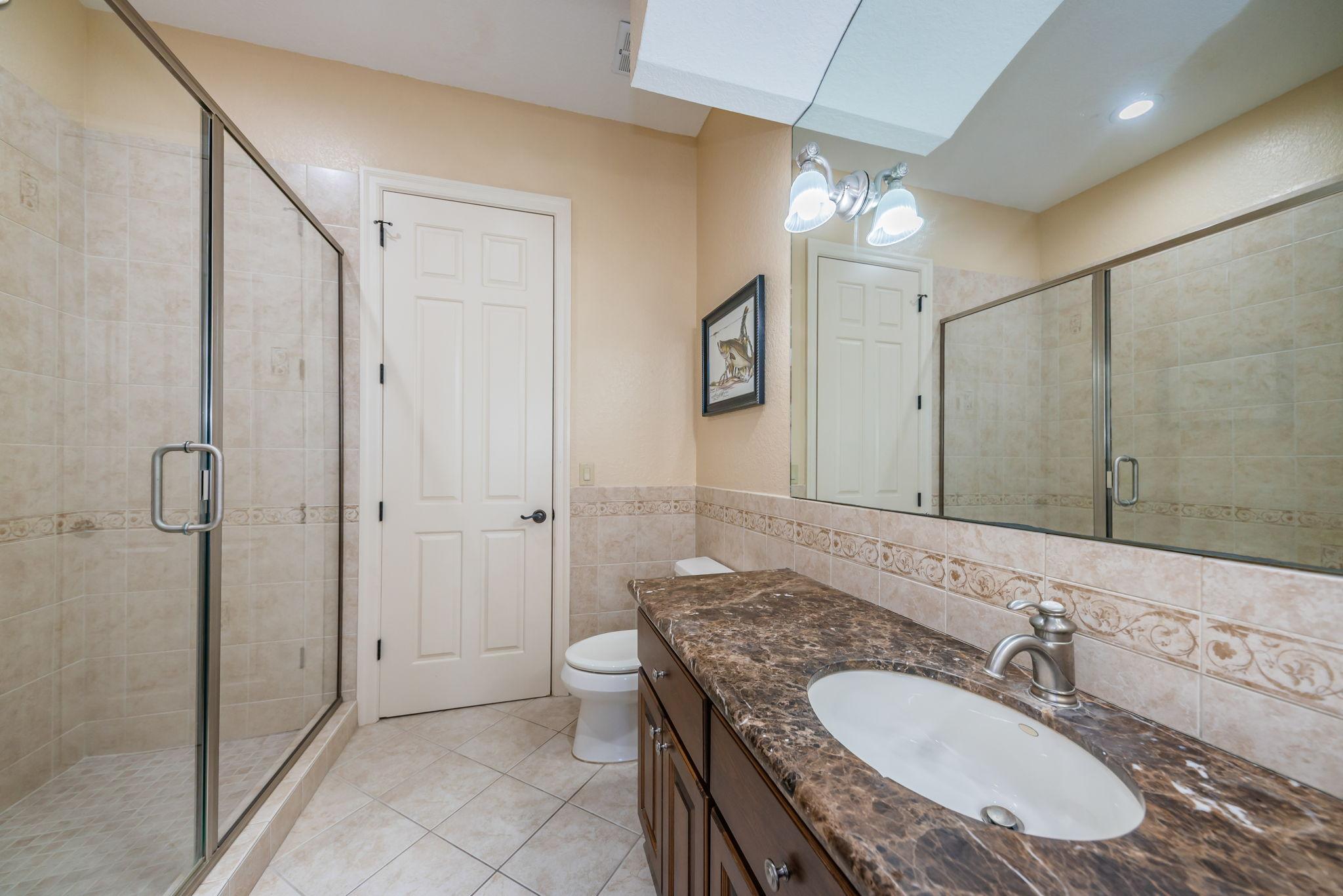Upper Level Guest Bathroom3