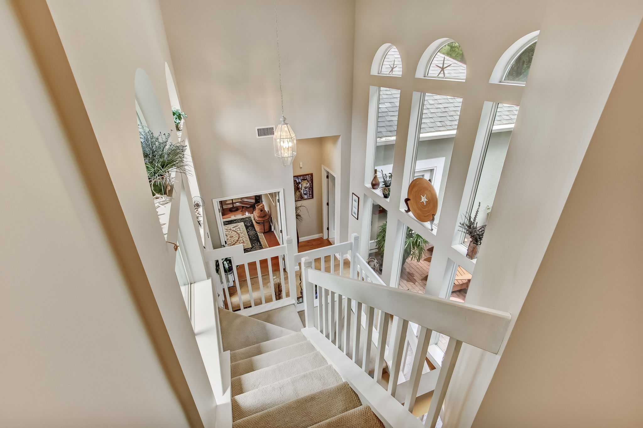 Upstairs View