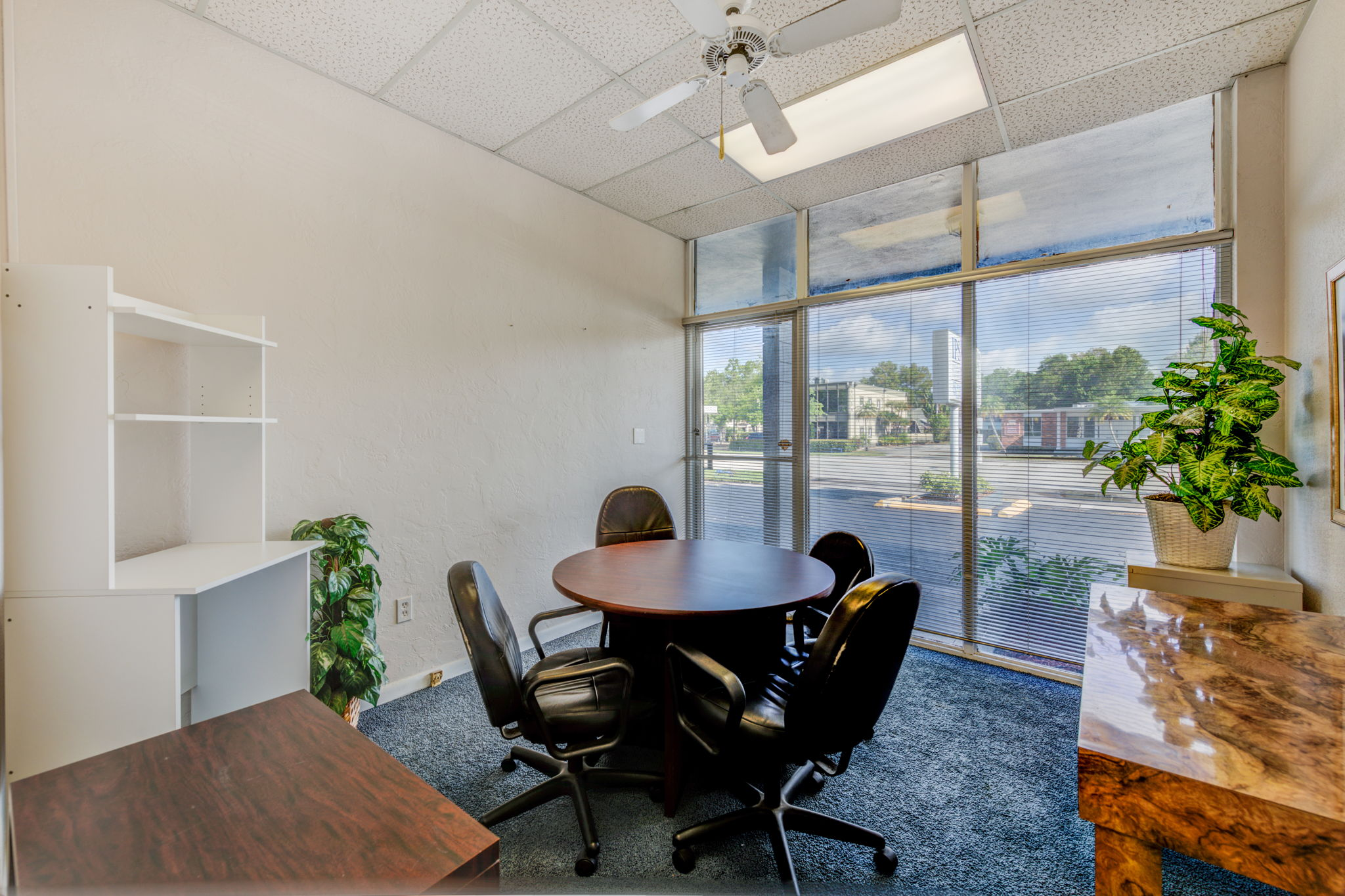 Second Conference Room/Office Area