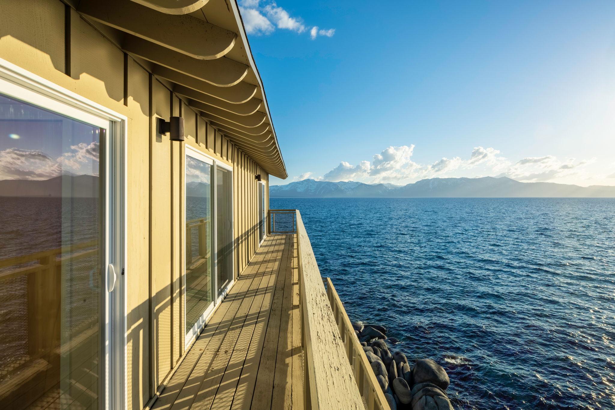 Deck 2 Tallac View