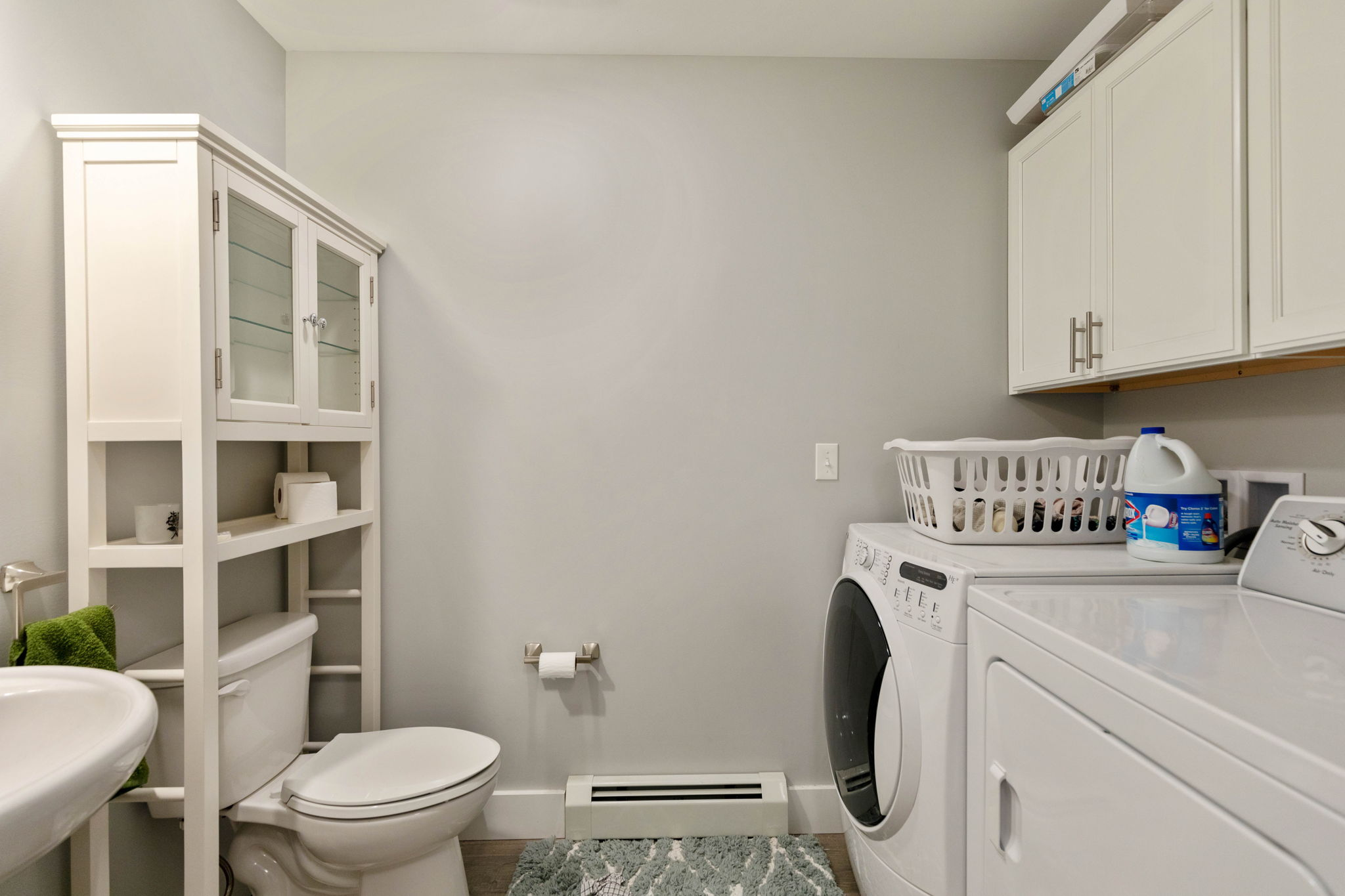 Downstairs Bath/Laundry 1