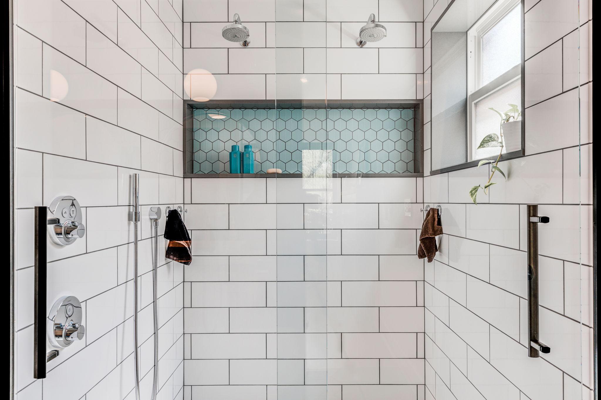 Main Bath - Shower