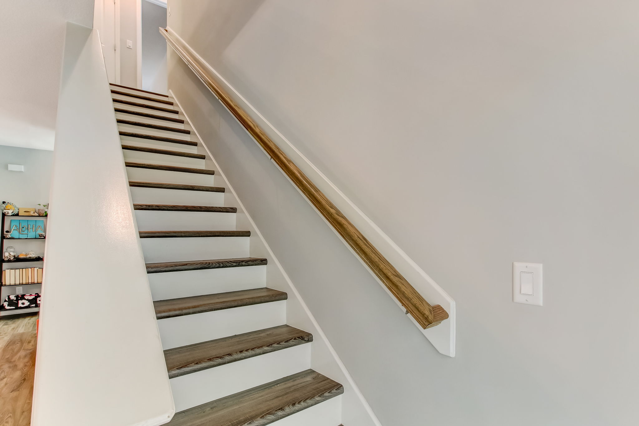 Let's Go Upstairs