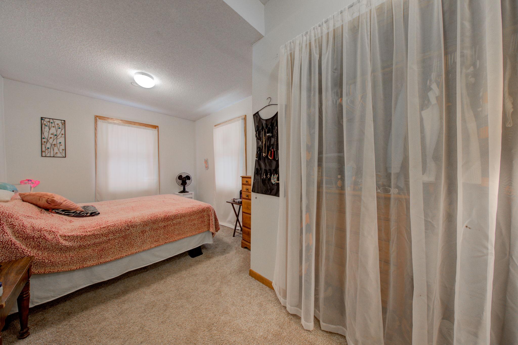 Unit 1 Master Bedroom