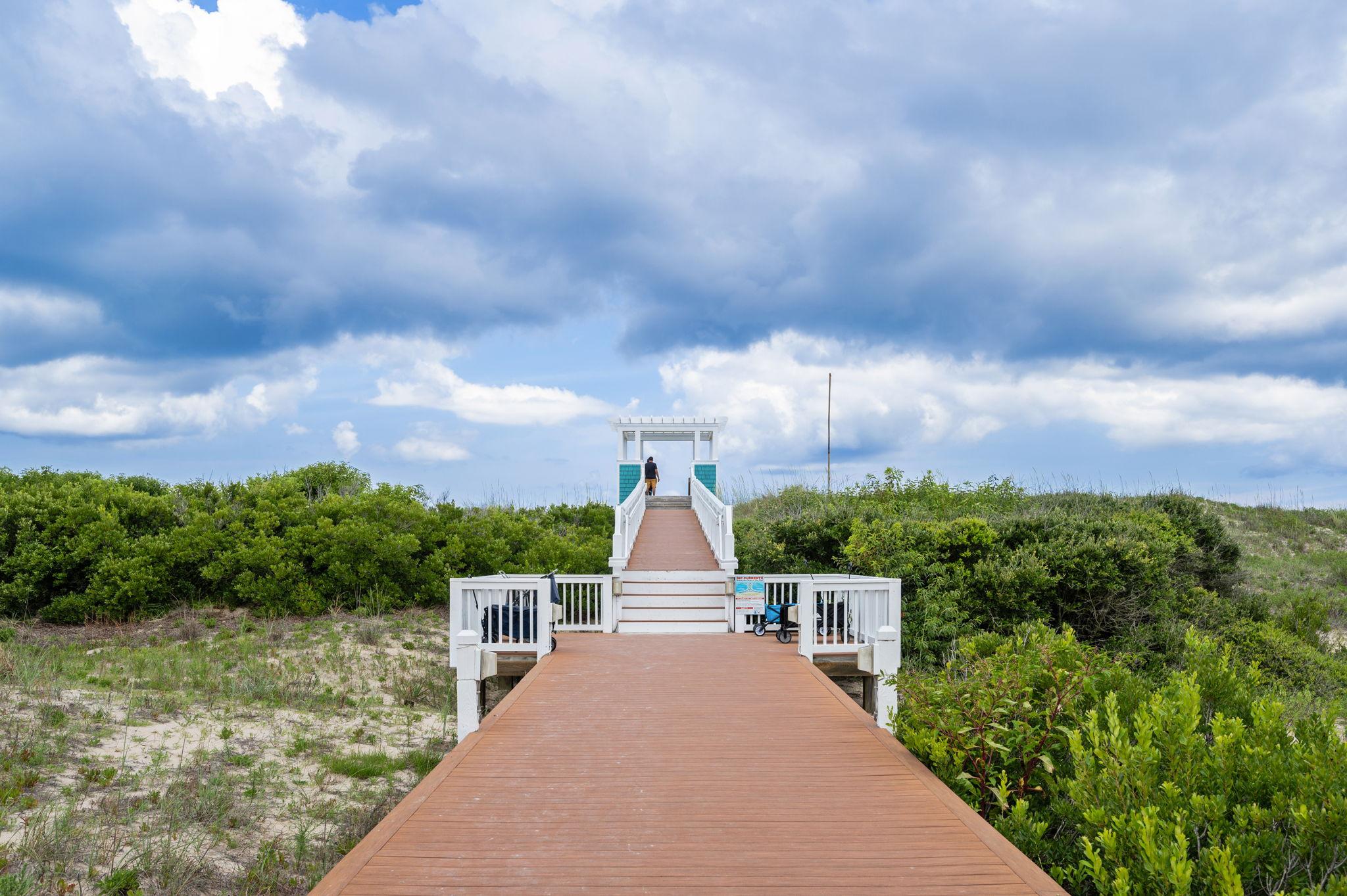 Buck Island Beach Access