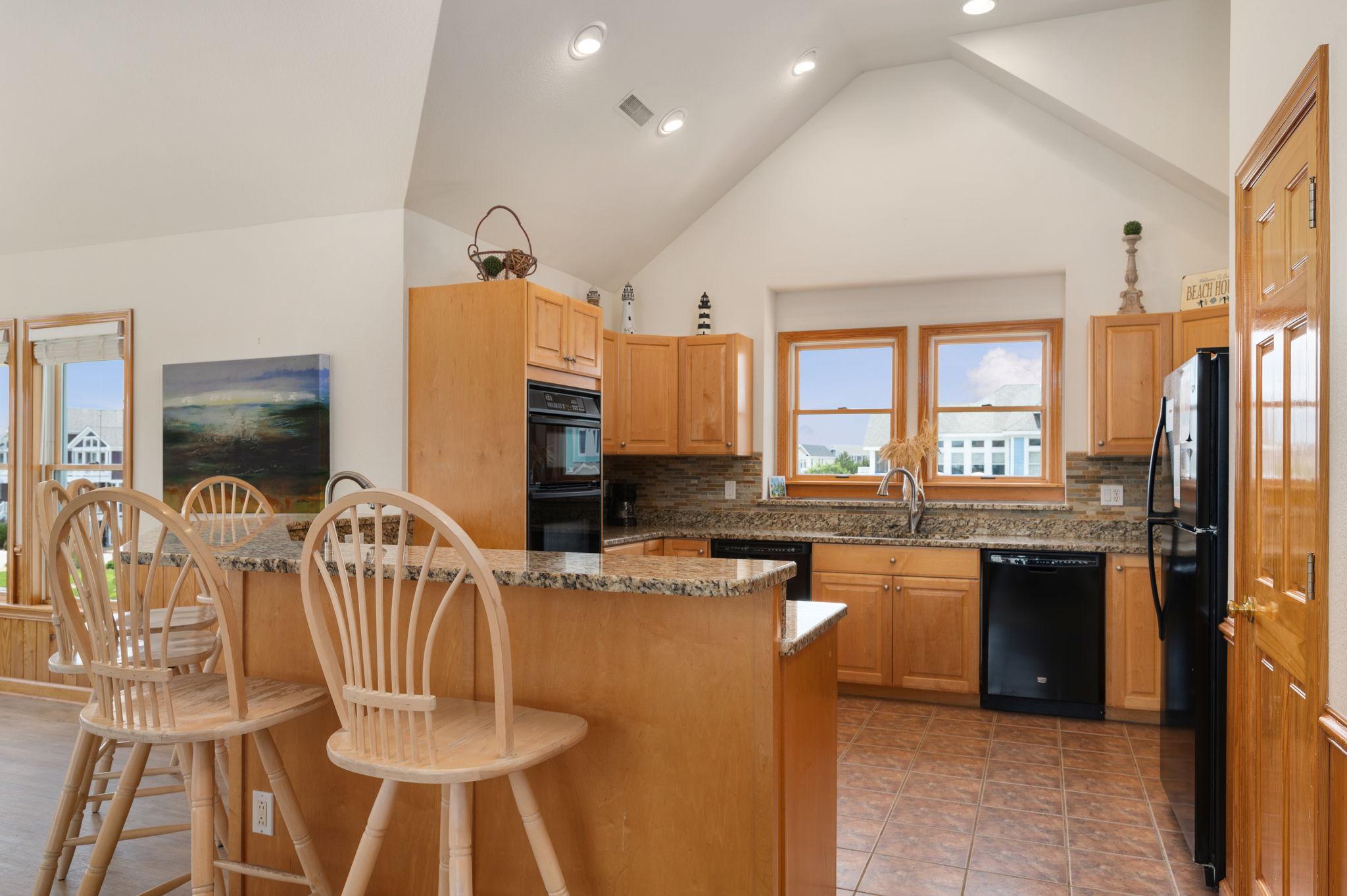 795 Mercury Road   Top Level Kitchen