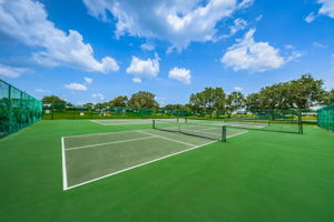 5-Pickleball Courts