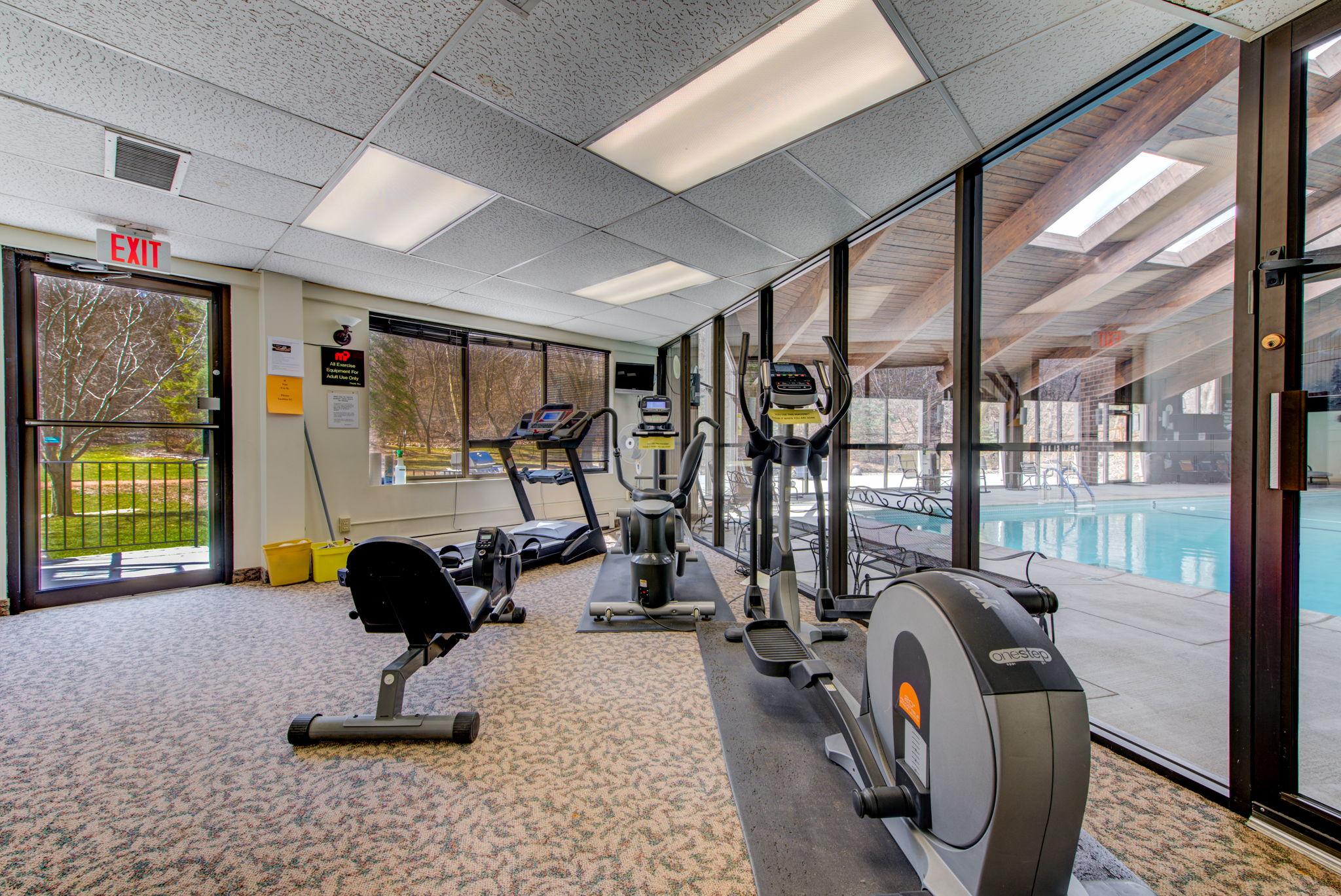 Building - Gym